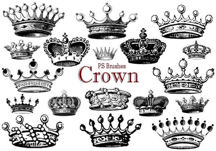 20 brosses de couronne Crown abr. Vol.5