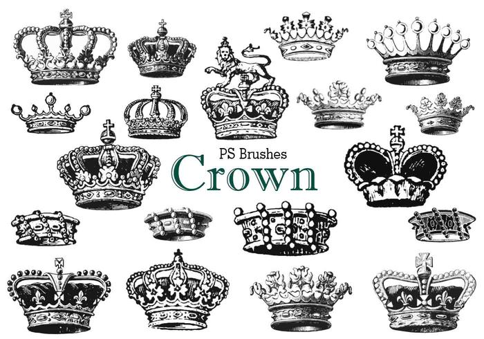20 Crown PS Brushes abr. vol.7