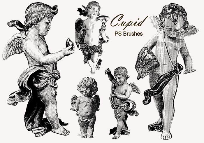 20 Cupid PS Pinceles abr. Vol.4