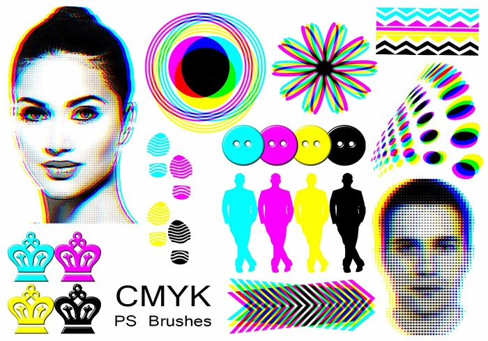 20 Cmyk PS Borstels ab. Vol.14