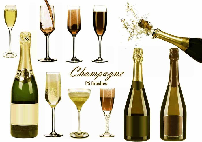 20 Champagner PS Bürsten abr.vol.7