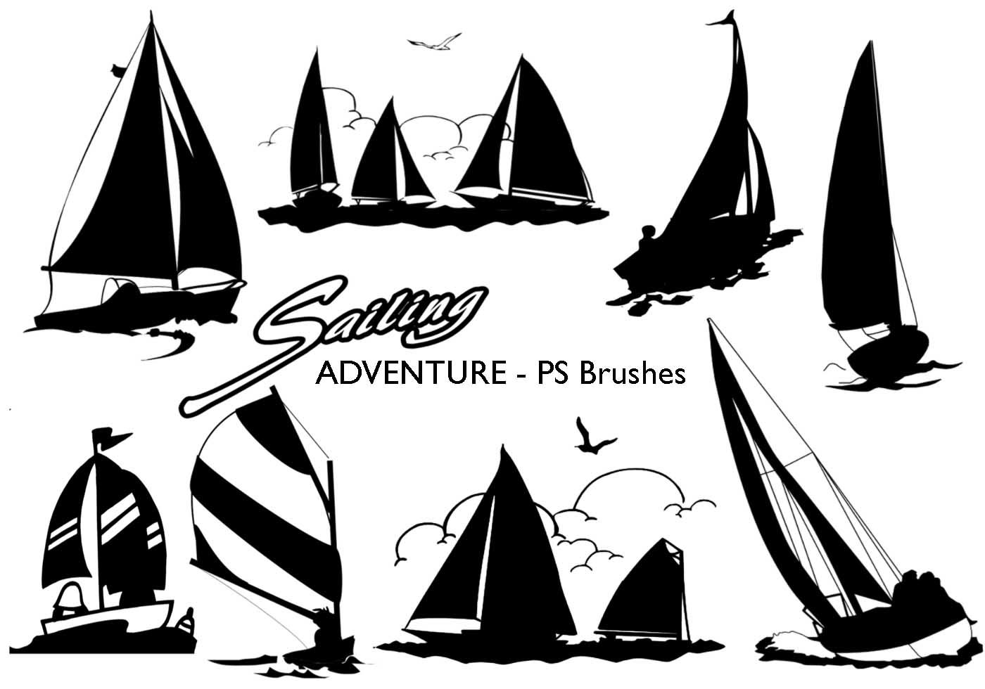 Boat Free Brushes 285 Free Downloads