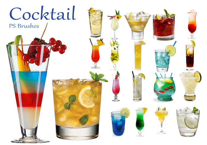 20 cocktails ps brushes.abr vol.7