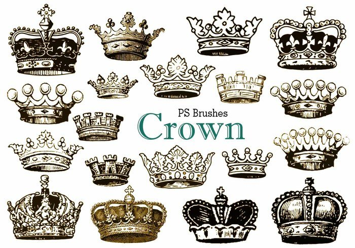 20 Crown PS borstar abr. vol.8