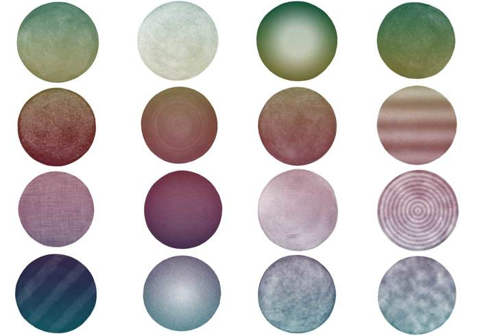 Circles Photoshop Brushes