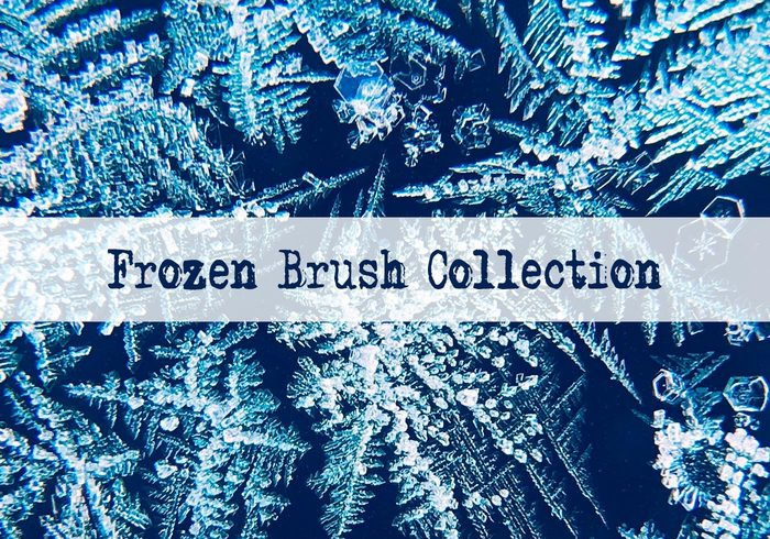 Frozen Background Brushes