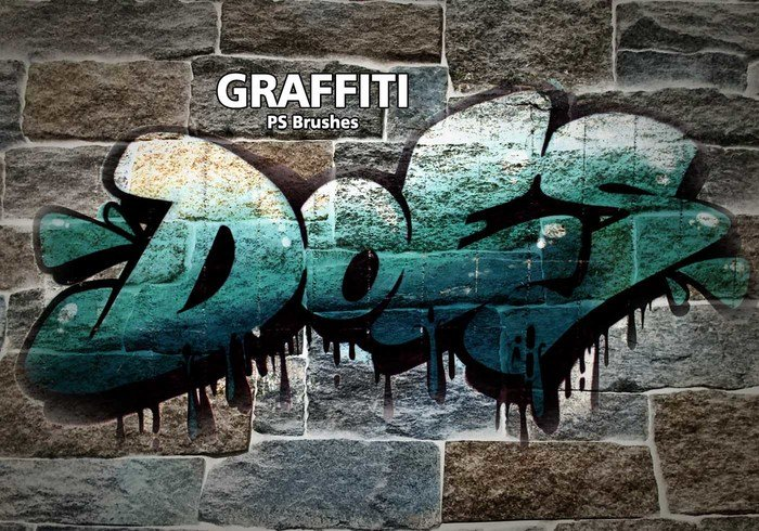 20 Graffiti PS Pinceles abr. Vol.17