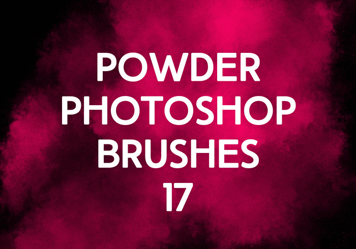 Powder Photoshop Bürsten 17