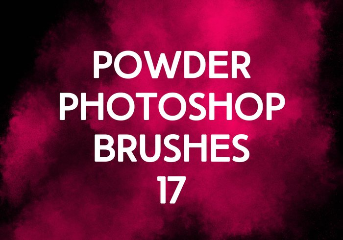 Powder Photoshop Brushes 17
