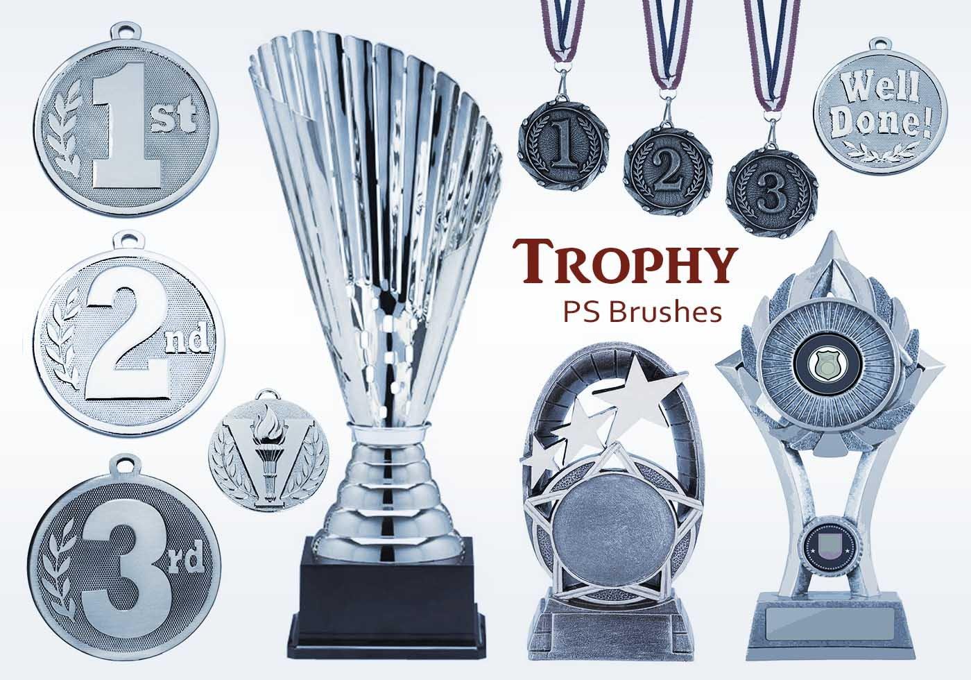 20 Trophy Ps Brushes Abrvol13 Free Photoshop Brushes At Brusheezy