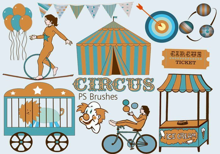 20 Circus Ps Borstels ab. Vol. 12