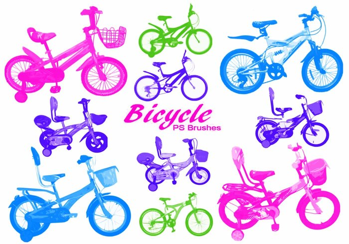 20 cepillos de bicicleta Junior PS abr.Vol.5