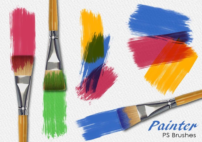 20 Peintres PS Brushes abr.Vol.9