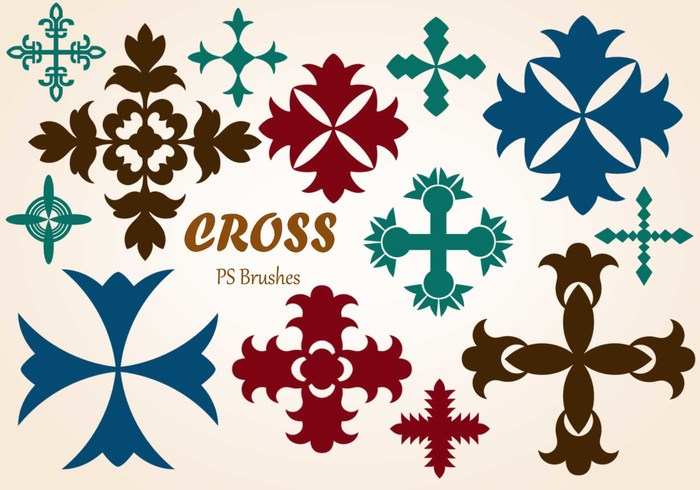20 Cross Penseelborstels ab. Vol.13