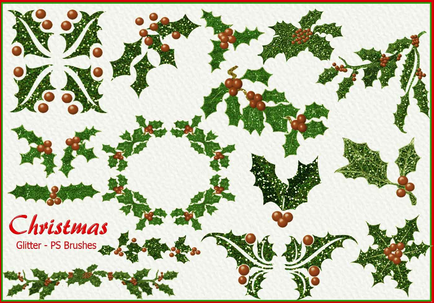 Christmas Free Brushes 171 Free Downloads
