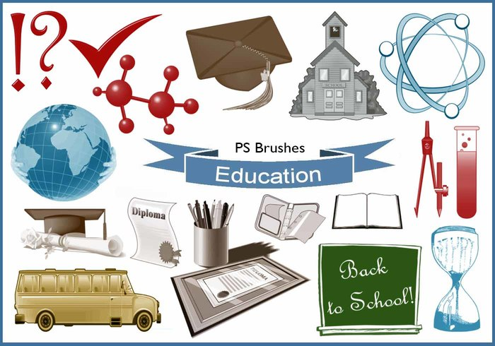 20 Educación Ps Brushes abr. vol.13