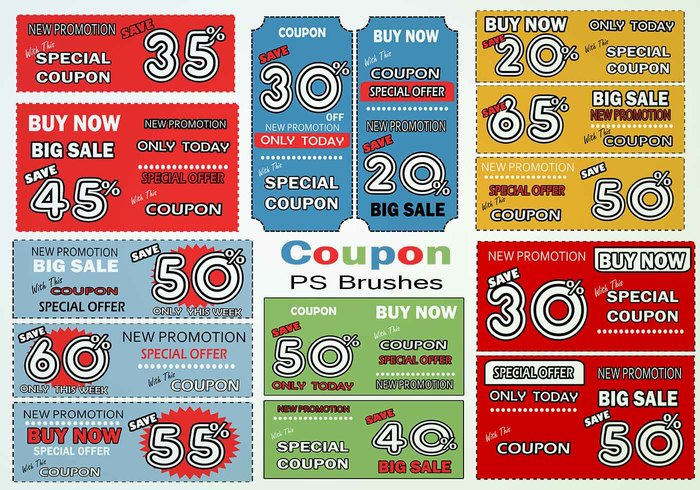 20 Coupon PS Pinceles abr. Vol.8