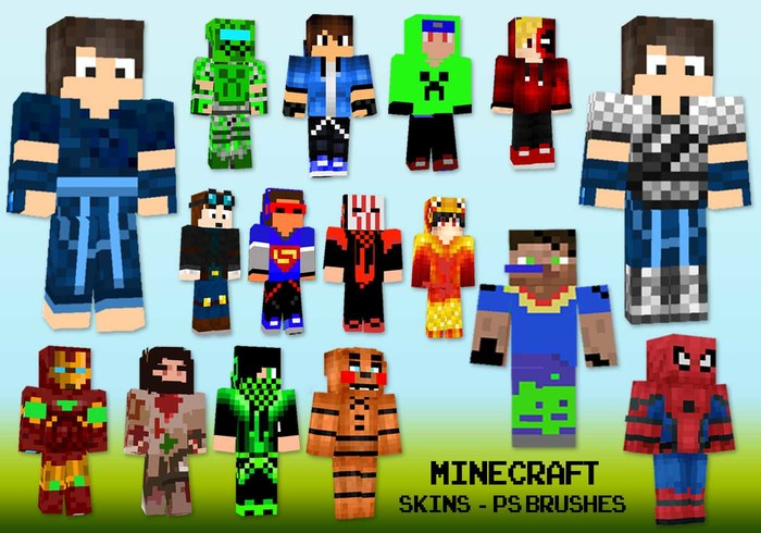 20 minecraft hud ps borstar abr. vol.18
