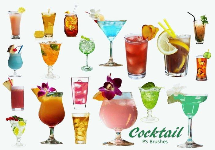 20 cocktail ps bürsten.abr vol.11