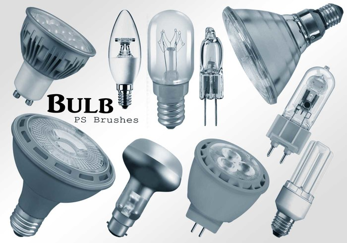20 Bulb Ps Brushes abr. vol.10