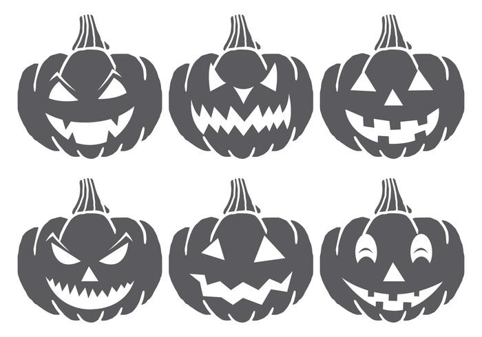 Spooky Halloween Pumpkin  Brushes