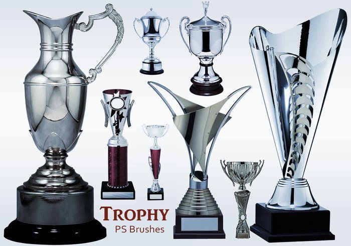 20 Trophy Cup PS Brushes abr.vol.14