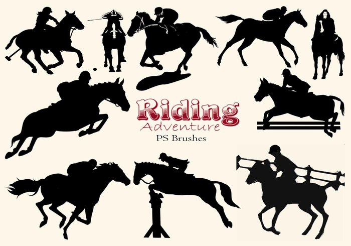20 Riding Adventure PS Brosses abr. Vol.17