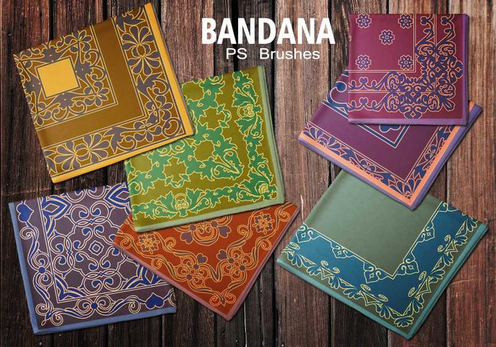 20 Bandana PS Brushes.abr vol.12