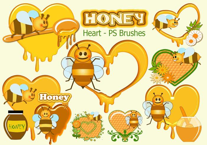 20 Honey Heart PS Brosses abr. vol.14