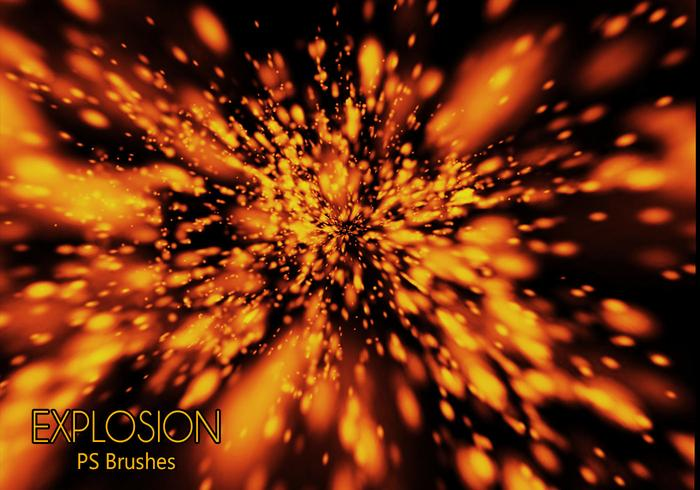 20 Explosion PS Brushes.abr vol.1
