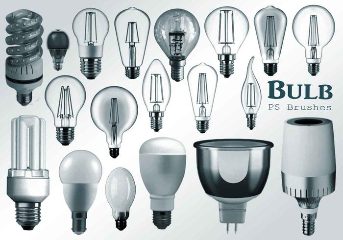 20 Bulb Ps Brushes abr. Vol.12