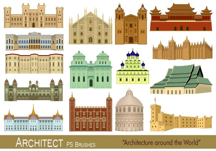 20 Architekt PS Brushes.abr vol.2