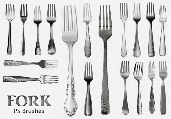 20 Fork PS-borstels abr.Vol.1