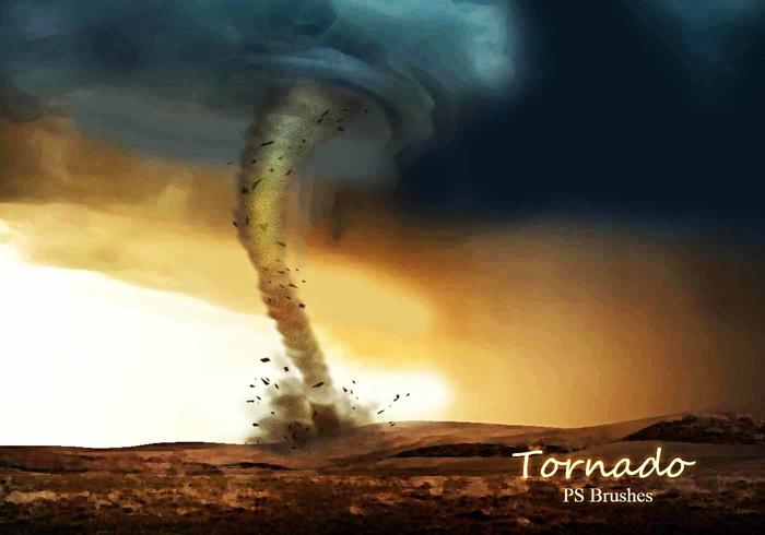 20 Tornado PS-borstels abr. Vol.5