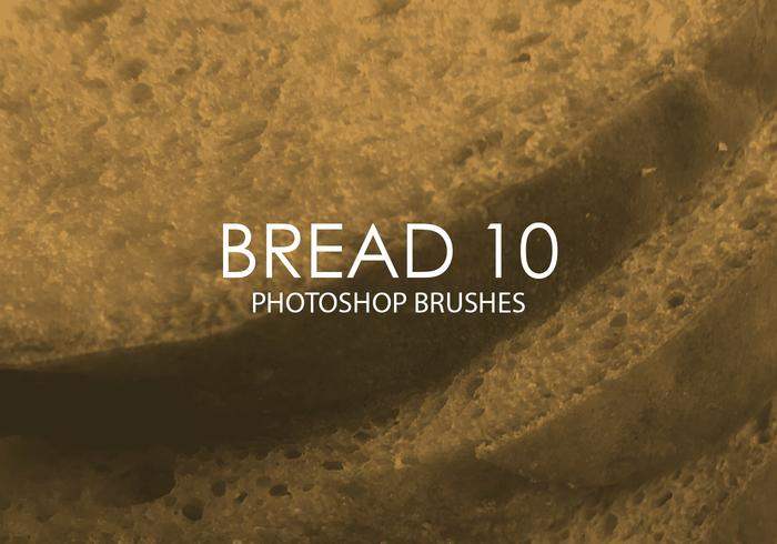 Gratis brood Photoshop-borstels 10