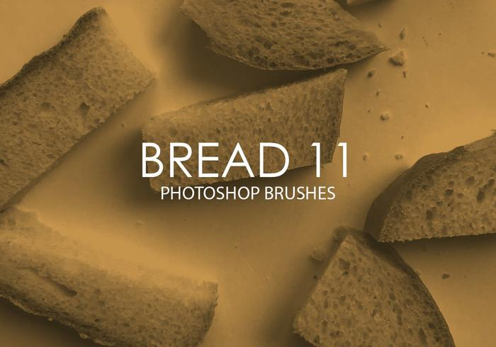 Gratis brood Photoshop-borstels 11