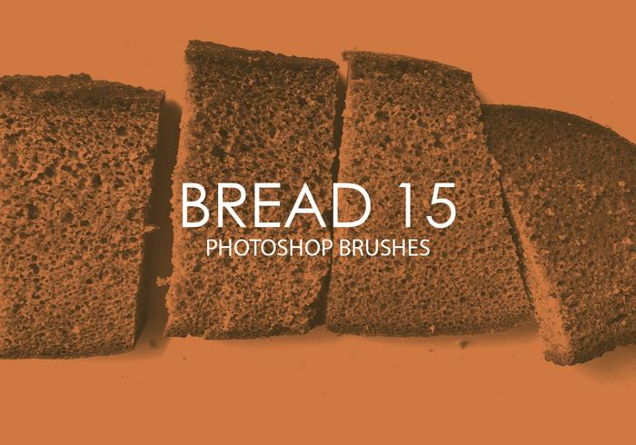 Free Bread Photoshop Brushes 15