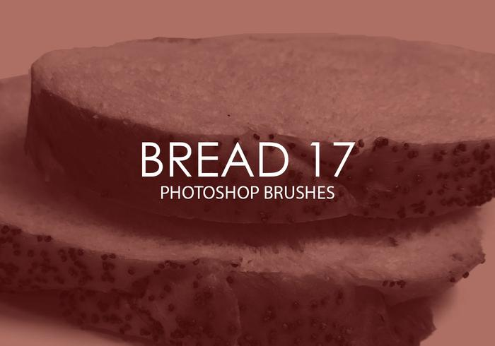 Free Bread Photoshop Brushes 17