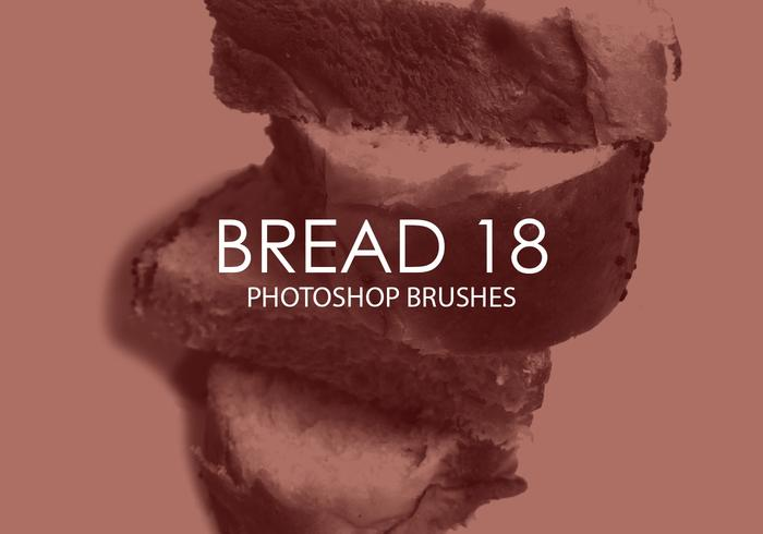 Gratis brood Photoshop-borstels 18