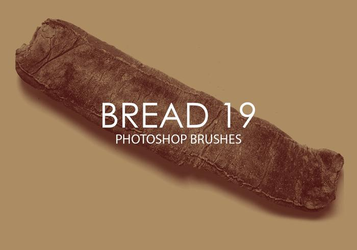 Gratis brood Photoshop-borstels 19