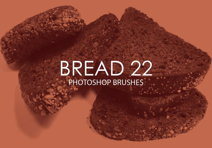 Free Bread Photoshop Brushes 22