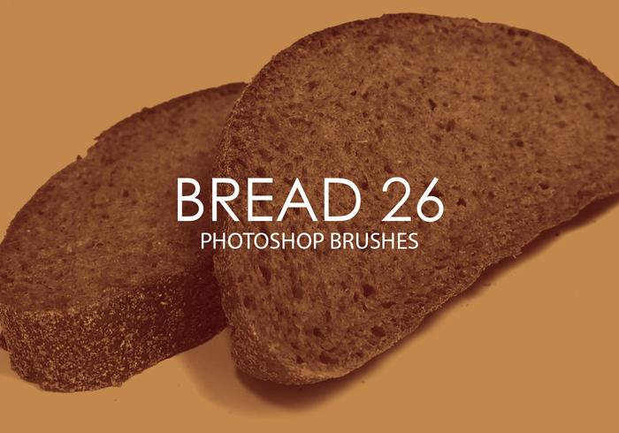Free Bread Photoshop Brushes 26