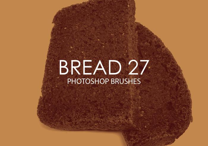 Gratis brood Photoshop-borstels 27