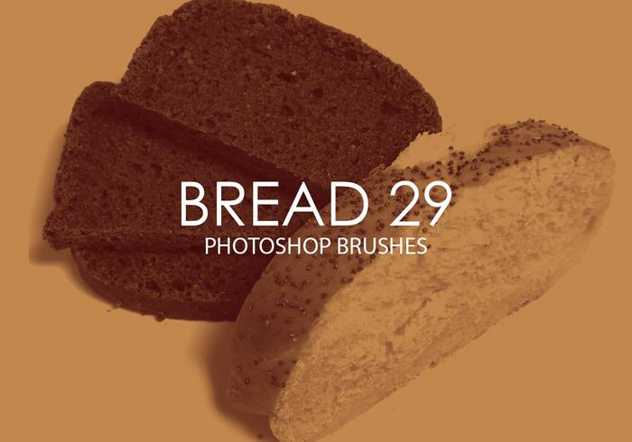 Gratis brood Photoshop-borstels 29