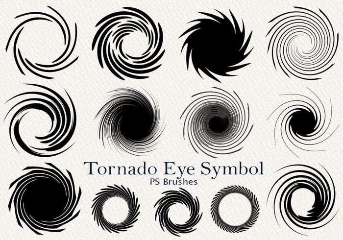 20 Tornado Symbol PS escova abr. Vol.2