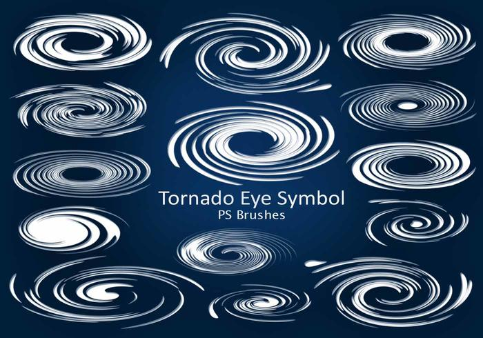 20 Tornado-symbool PS-borstels abr. vol.3