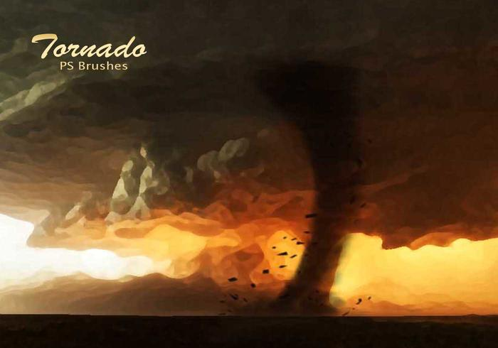 20 Tornado PS-borstels abr. Vol.7