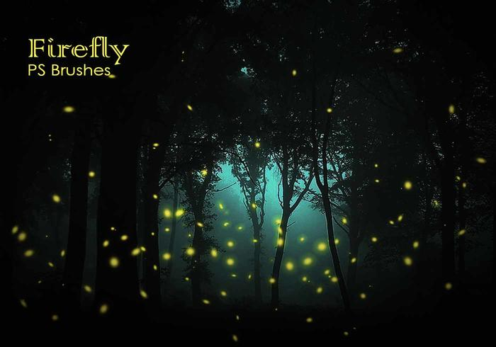 20 Firefly PS Brushes abr vol.3