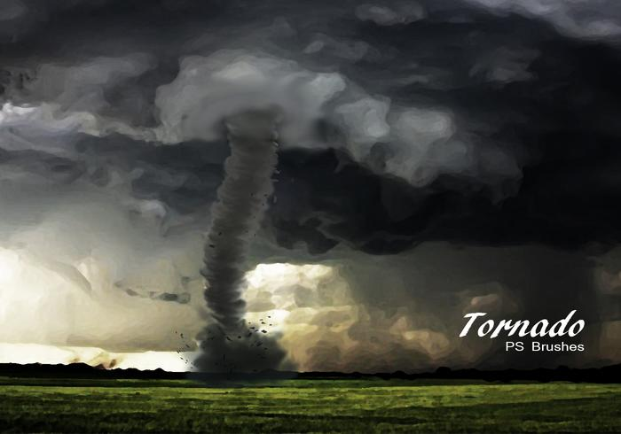 20 Tornado PS Brushes abr. Vol.8
