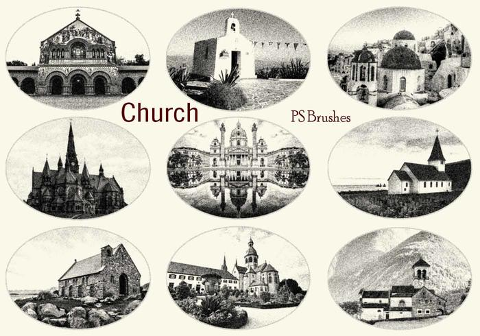 20 gegraveerde kerk ps-borstels abr. vol.11